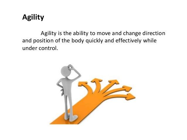 Agility And Adaptability