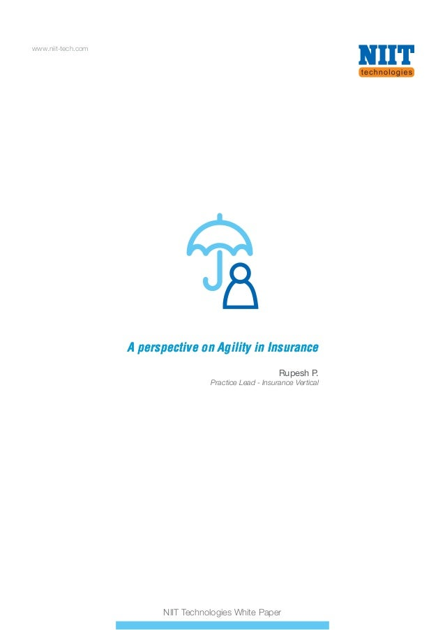 Agility in Insurance - Whitepaper