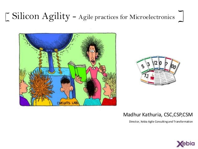 Agility in microelectronics
