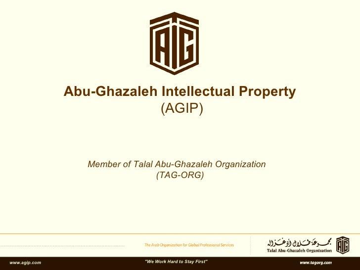 Agip Presentation