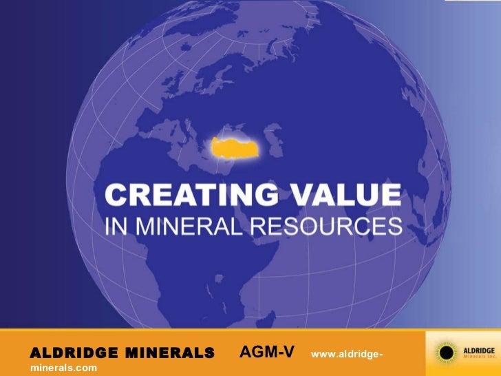 Agm presentation mar 17 2011