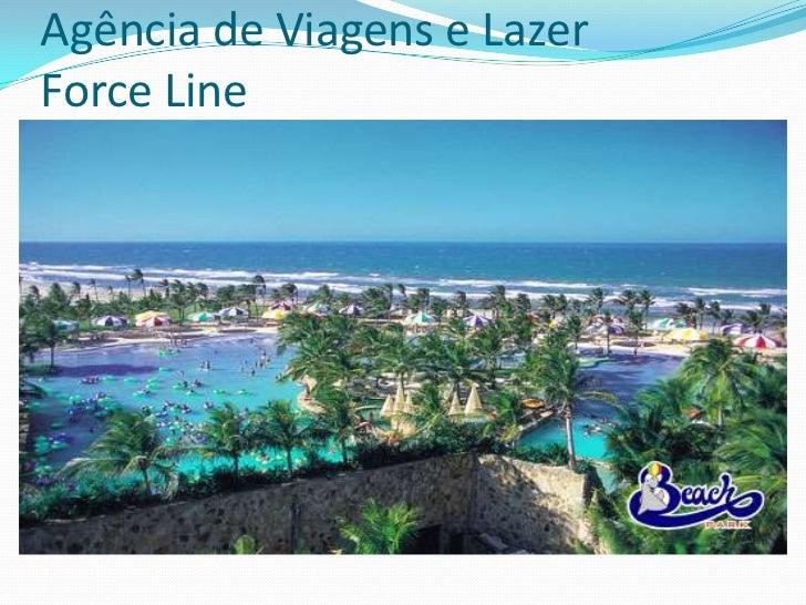 Agência de Viagens e LazerForce Line