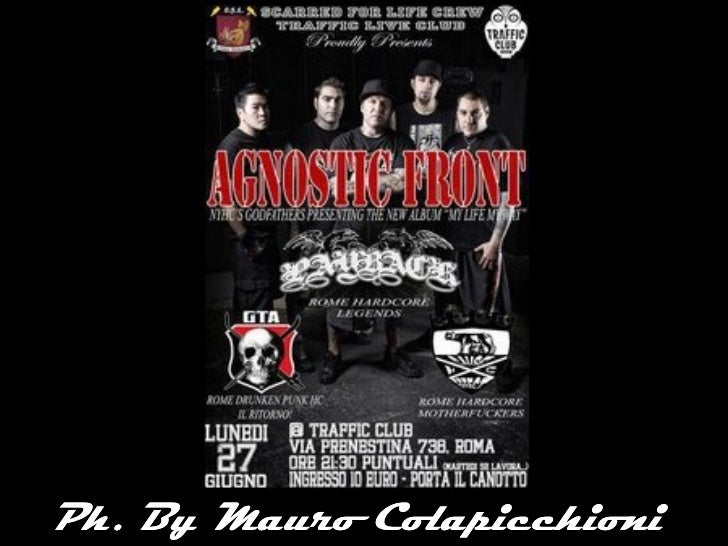 Agnostic front + Payback + GTA