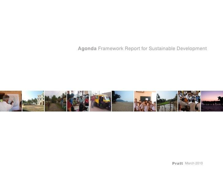 Agonda framework report_420