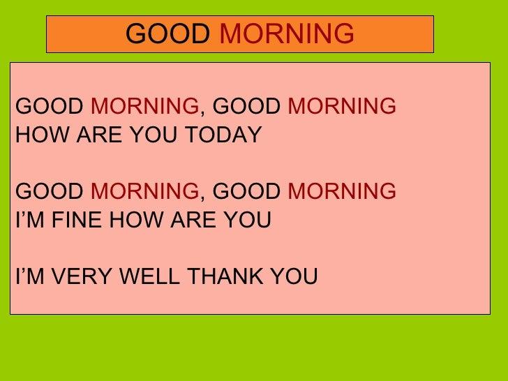A Good English Teacher