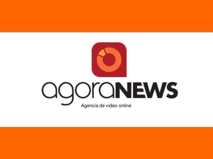 Agencia de video online<br />