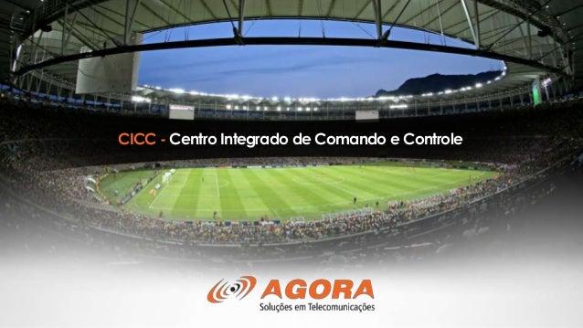 CICC - Centro Integrado de Comando e Controle