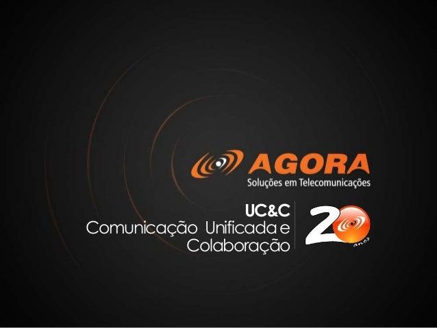 UC&C Comunicação Unificada e Colaboração
