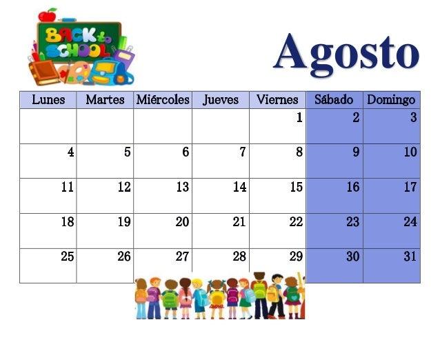 Agenda Escolar 2014-2015