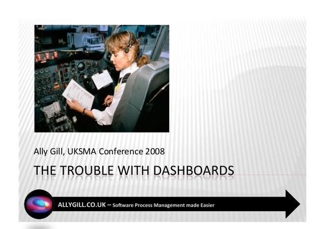The Trouble With Dashboards