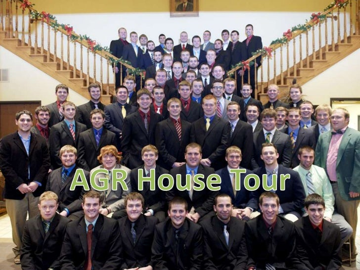 Agr house tour