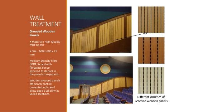 Agri Koli Nerul Acoustics Auditorium Mumbai