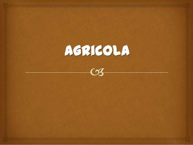 Agricultura                        La agricultura (del latín agricultura «campo» «cultivo, crianza»),1 2 es el  conjunto...