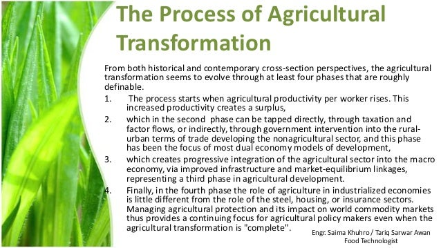 agriculture and development essay Agriculture has a significant role 387 words essay on agriculture and our independence we have made great efforts in the field of industrial development.