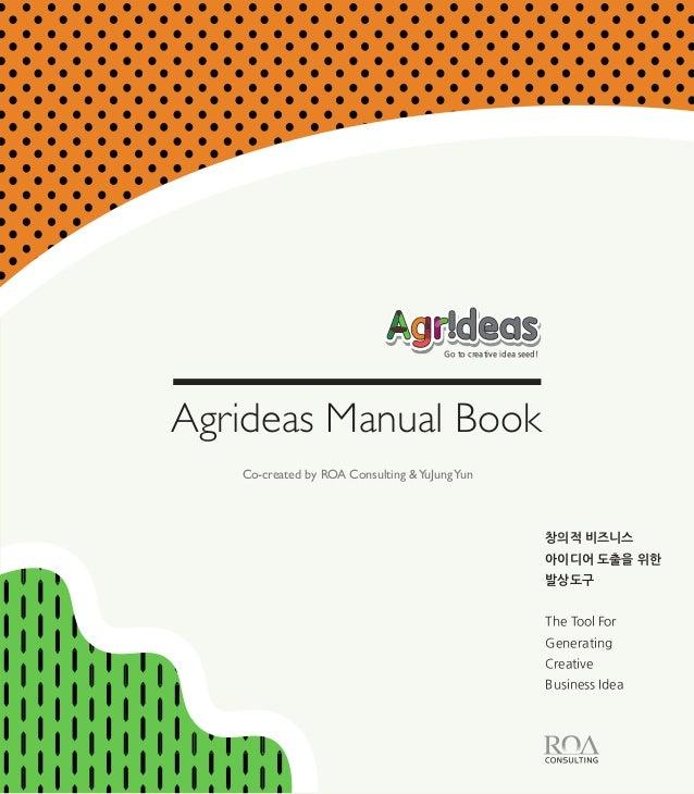 Agrideas manual
