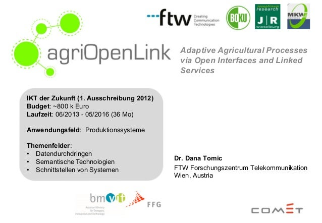agriopenlink  - summary