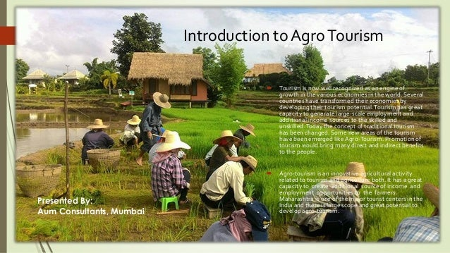 the agri tourism concept As you begin to explore the opportunities that may exist for agritourism on your  farming operation, it is important to understand the concepts, background and.