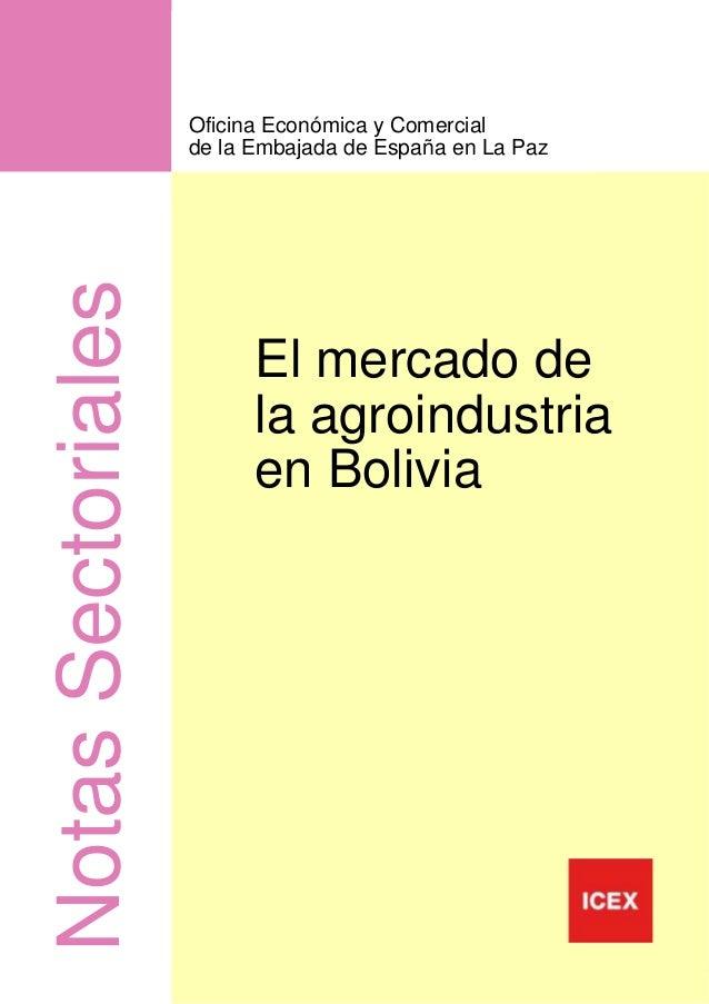 Agroindustriabolivia