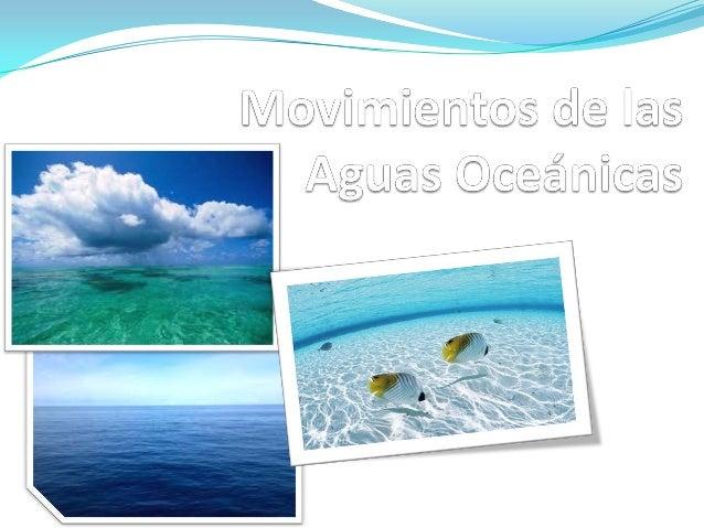 Agua oceánica 7ºAño