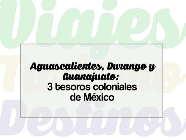 La historia de México es tan rica y valiosa, que no hace falta más que recorrer sus rutas para notar que, en cada uno de s...