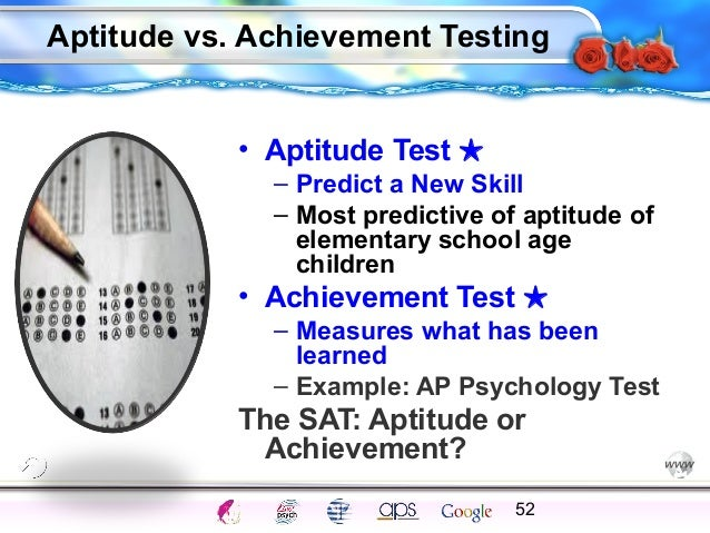 compare and contrast constructs and measures of intelligence and achievement Iq tests are not an accurate measure of a person's intelligence • compare and contrast the constructs and measures of intelligence and achievement.