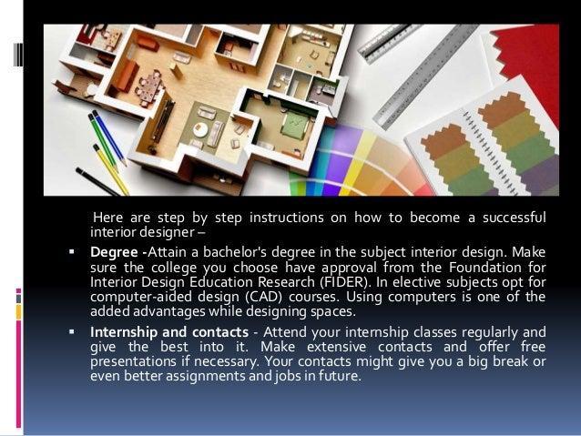 28+ [ how to become interior designer ] | how to become a interior