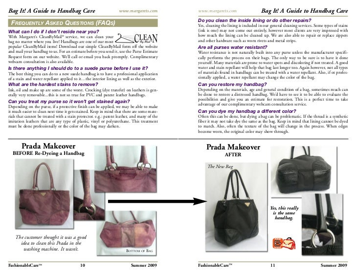 care of prada canvas bags