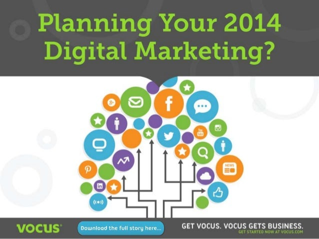 A Guide to Marketing in 2014