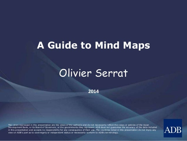 A Guide to Mind Maps