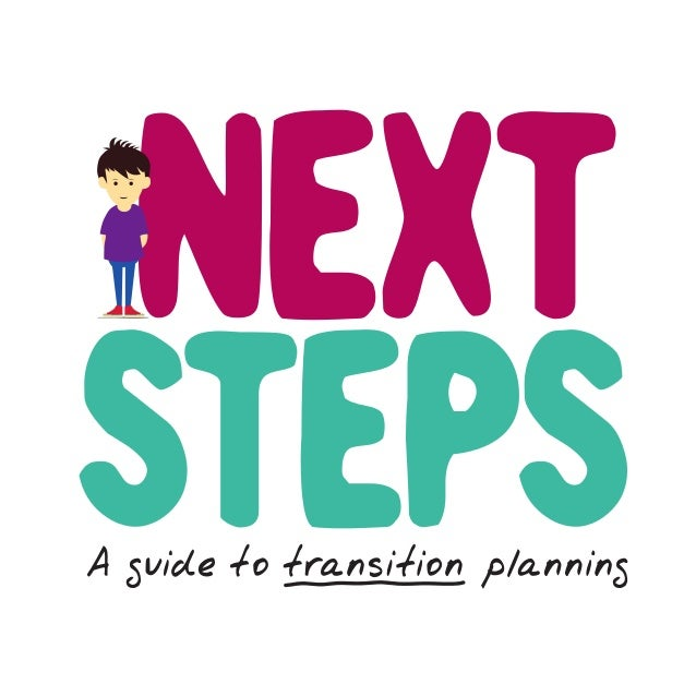 The Hesley Group guide to transition planning