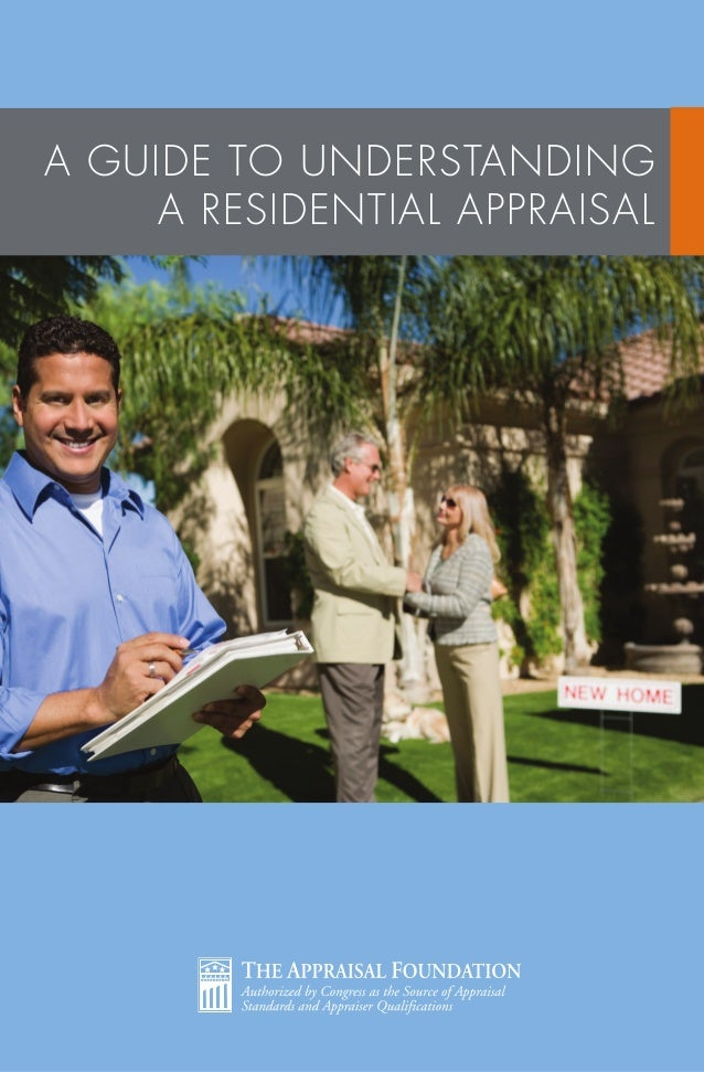 A Guide To Understanding Property Appraisals