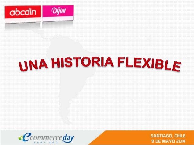 Presentación Agustin Martinez - eCommerce Day Santiago 2014