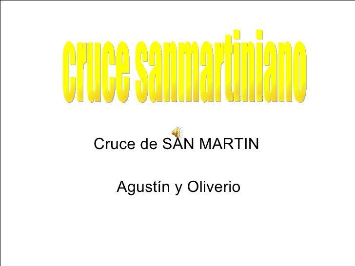 Agus Y Oli Cruce Sanmartiniano