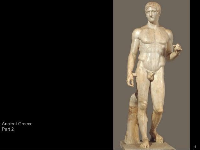 Ancient Greece Part 2 1