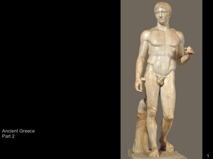 Ancient Greece Part 2
