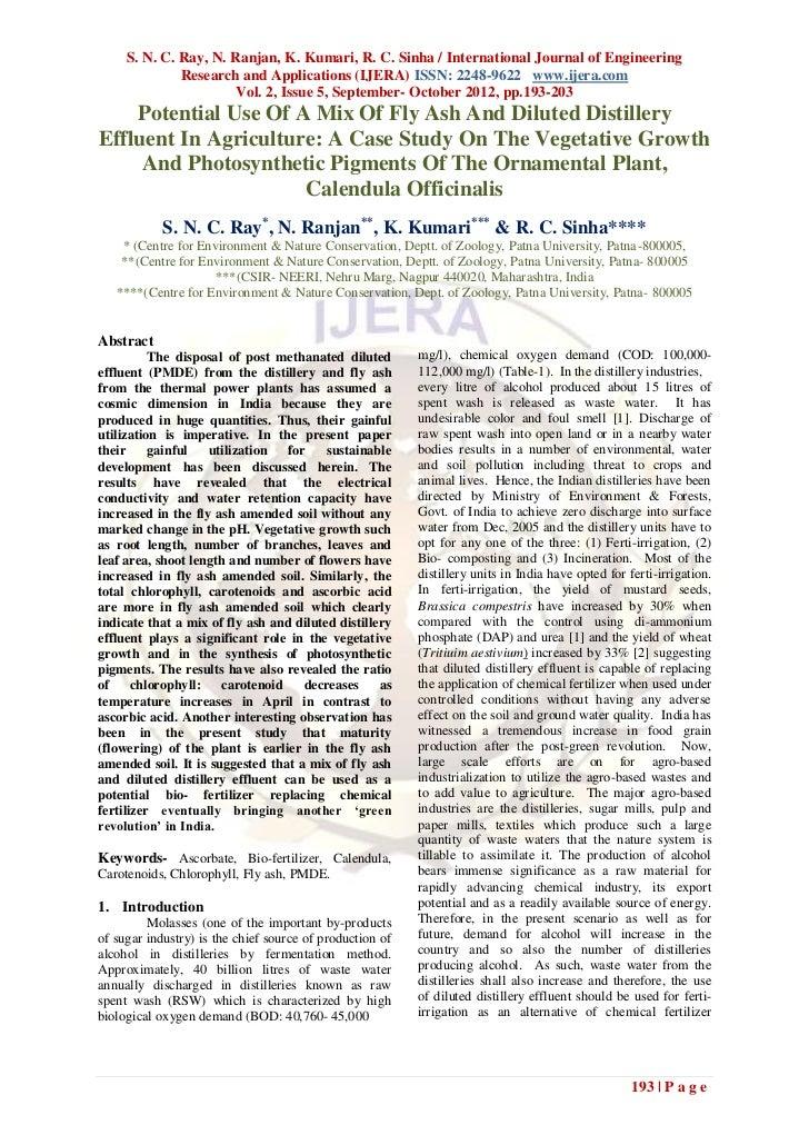 S. N. C. Ray, N. Ranjan, K. Kumari, R. C. Sinha / International Journal of Engineering              Research and Applicati...