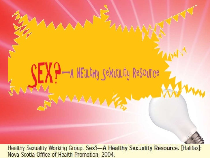 A healthy sexuality resource preventing pregnancy
