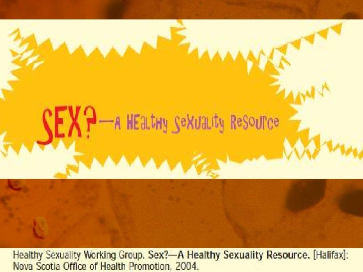 A healthy, sexuality resource   sexually transmitted infections