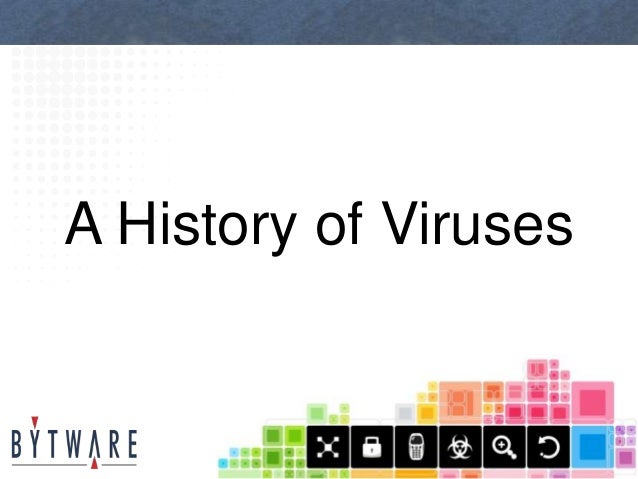 A History of Viruses
