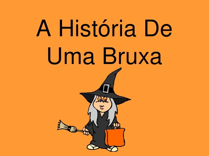 A História De Uma Bruxa<br />