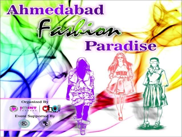 AhmedAbAd FAshion    PArAdise      inFormAtion