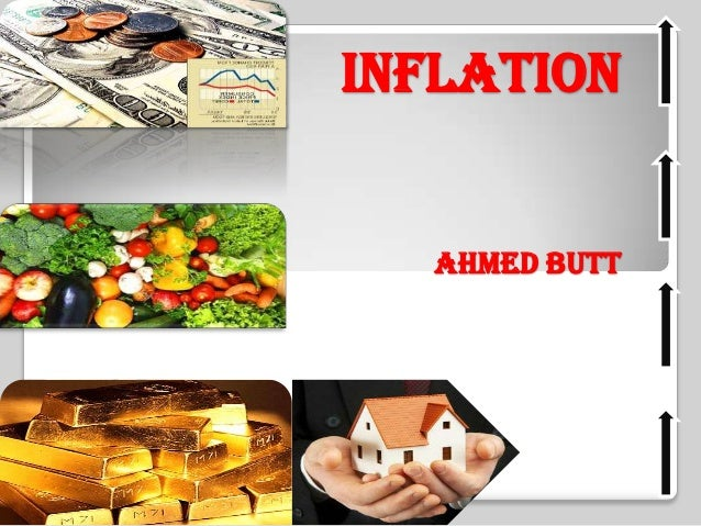 InflationAhmed Butt