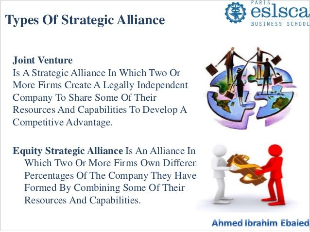 joint ventures and strategic alliances of walmart