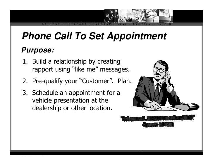 Automotive Workshop; Honda Lead Management Process - Day 2 Handout