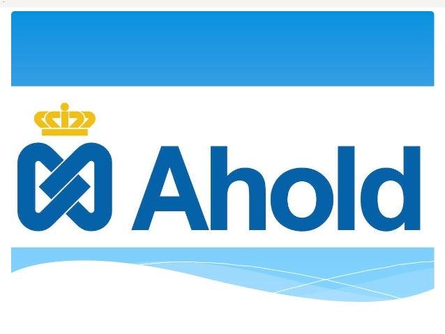 Ahold company