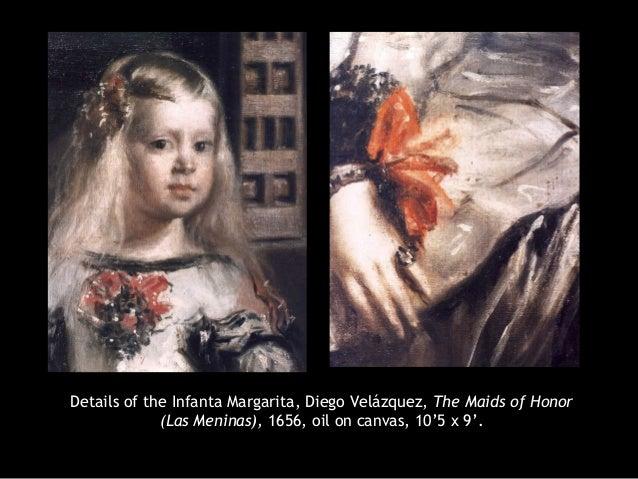 Velazquez Las Meninas Details