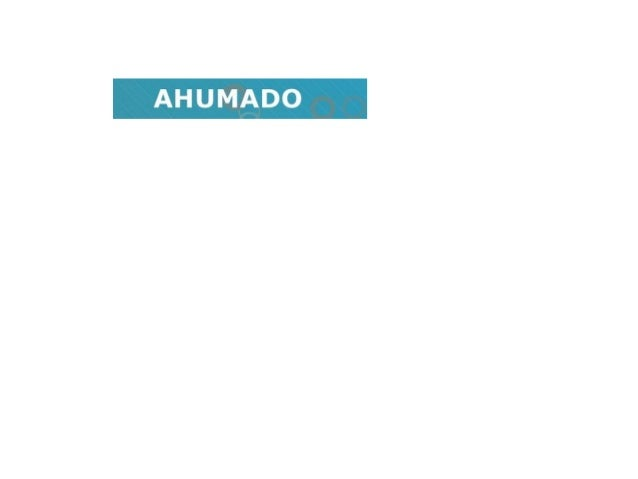 AHUMADO