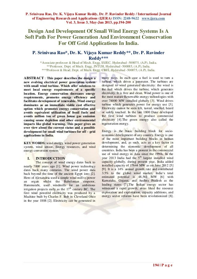 P. Srinivasa Rao, Dr. K. Vijaya Kumar Reddy, Dr. P. Ravinder Reddy / International Journalof Engineering Research and Appl...