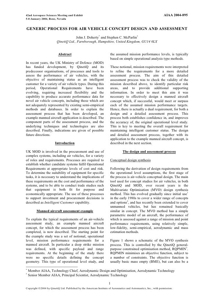 Invited Paper for ASM 2004