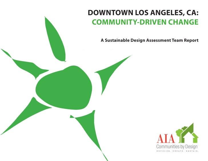 AIA SDAT Final Report 2010
